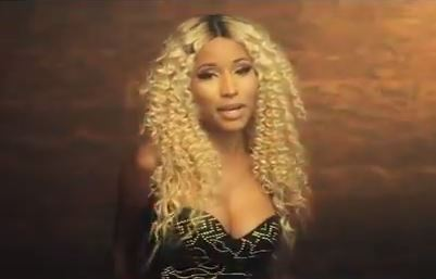 "Nicki Minaj - Imagem do novo videoclip ""Love More"""