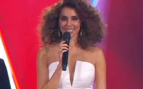 Catarina Furtado no The Voice Portugal